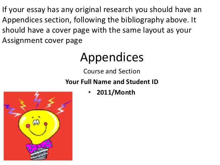required components of academic essays slideshow  16 if your essay