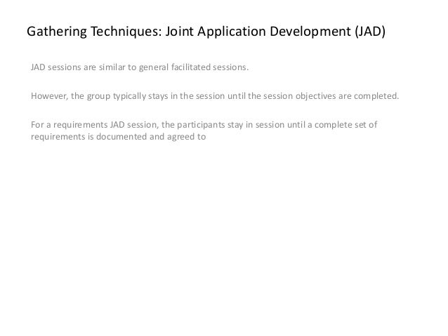 requirements gathering best practice pack