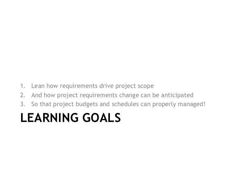 Requirements = Scope, BA World Bengaluru 2011 Slide 2