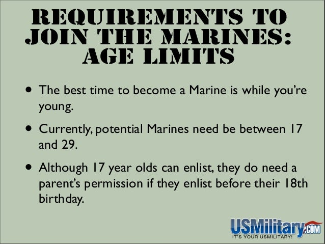 Can You Register In The Marines With A Ged