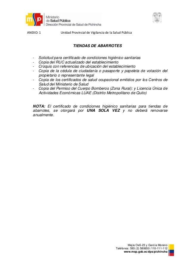 Requisitos para permisos de funcionamiento for Certificado ministerio del interior