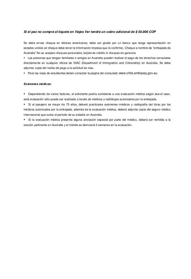 Visas-Australia-Documentación-Tramites-www.viajesver.com