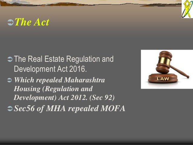 Licensing for Builders under RERA in India