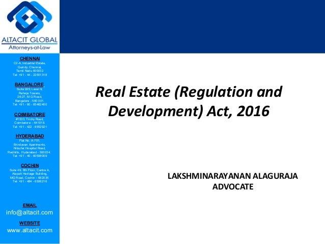 CHENNAI C2-A, Industrial Estate, Guindy, Chennai, Tamil Nadu 600032 Tel: +91 - 44 - 22501318 BANGALORE Suite 920, Level 9,...
