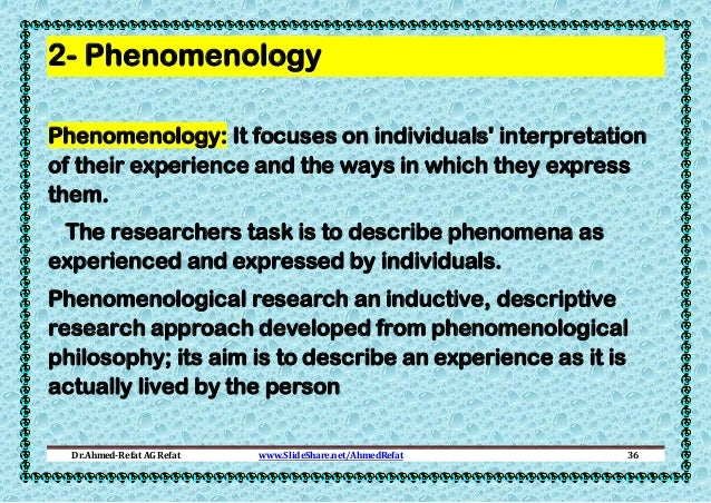 phenomenological thesis Free phenomenology papers existentialism is a thesis that has been discussed by some of phenomenological sociologists study - phenomenology is a more.