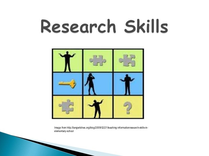 research skill This unit is designed to provide an overview of the key research skills that are necessary for medical research this unit will allow students to develop these skills in a collaborative and supportive environment through interactive group activities and engagement with leading medical researchers in the school of medicine.