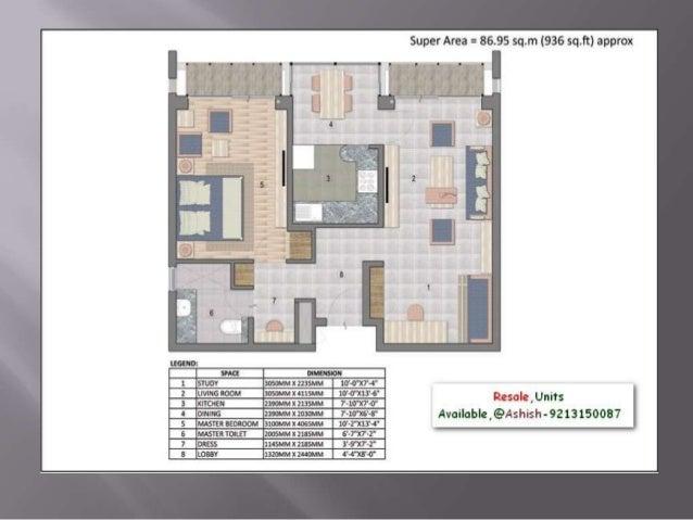 Resale Jaypee Pavilion Court, Contact@Ashish-9213150087