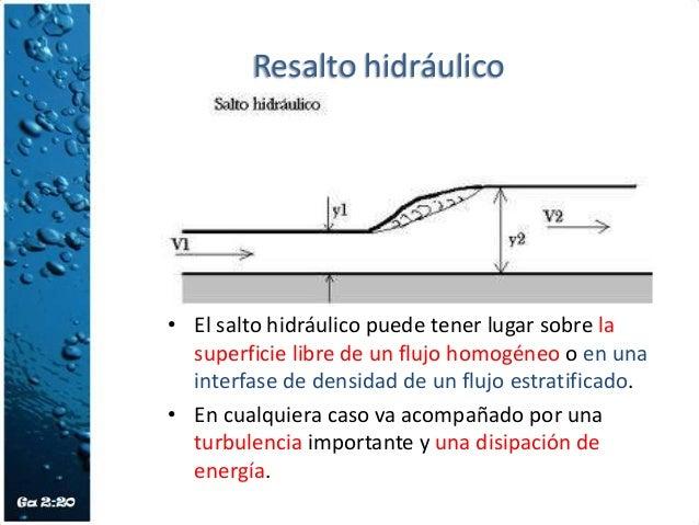 RESALTO HIDRAULICA EN CANALES EPUB
