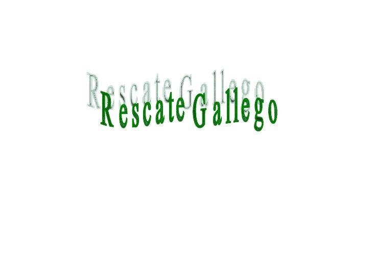 Rescate Gallego