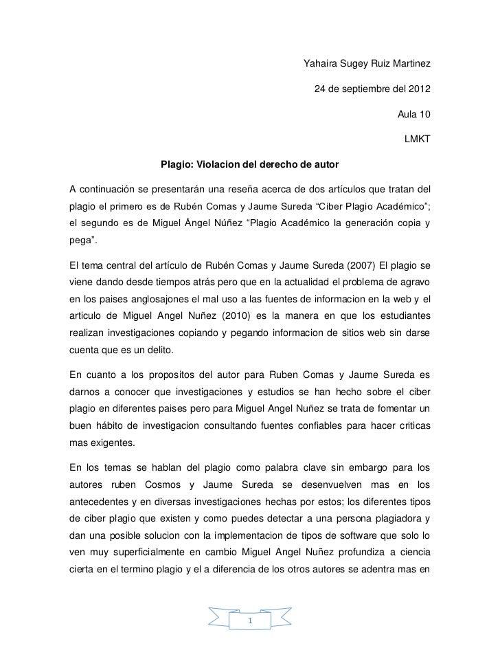 Yahaira Sugey Ruiz Martinez                                                         24 de septiembre del 2012             ...
