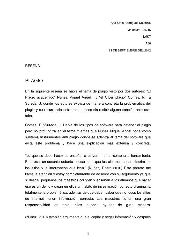Ana Sofía Rodríguez Daumas.                                                                  Matricula: 120746            ...