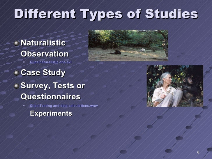 Observational Research - Definition, Methods & Examples ...