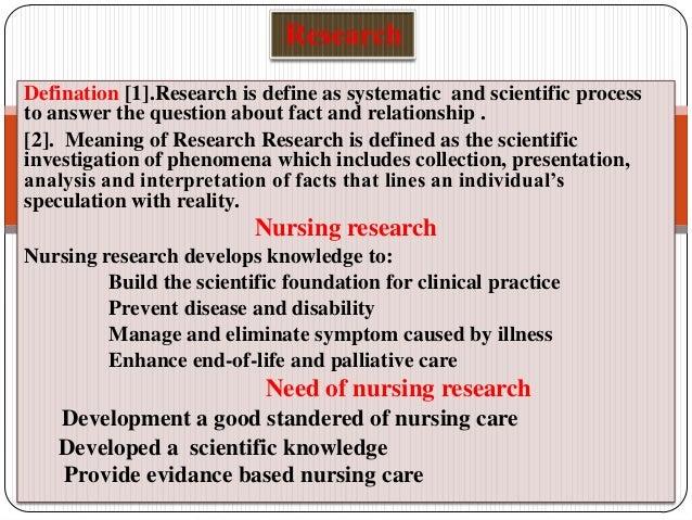 Research notes B sc nursing 4rth year +919887888167