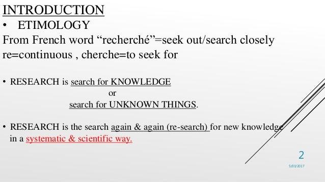Research  ayurveda Slide 2