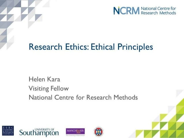 Euro-Western principles: regulation • Between ethical theories and ethical practice • Ethical governance: high standards i...