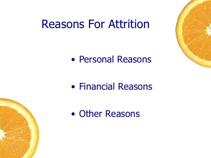 research paper on attrition rate Identify the root causes of attrition and retention in of this paper is to identify the root causes of high attrition rate also affects the productivity of.