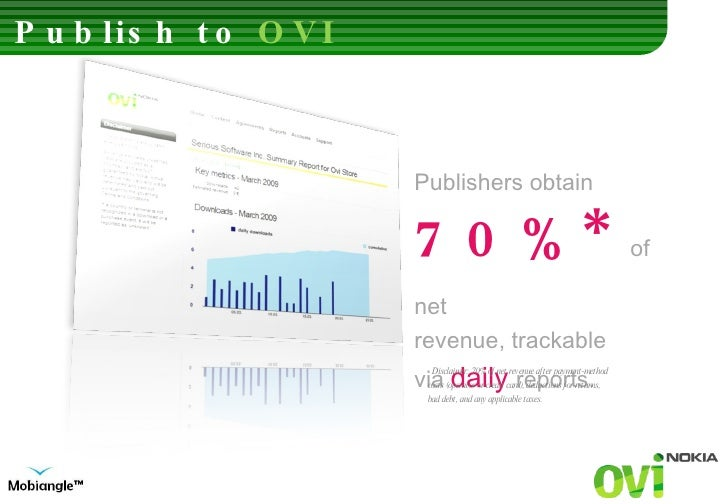 Research nokia ovi store apps