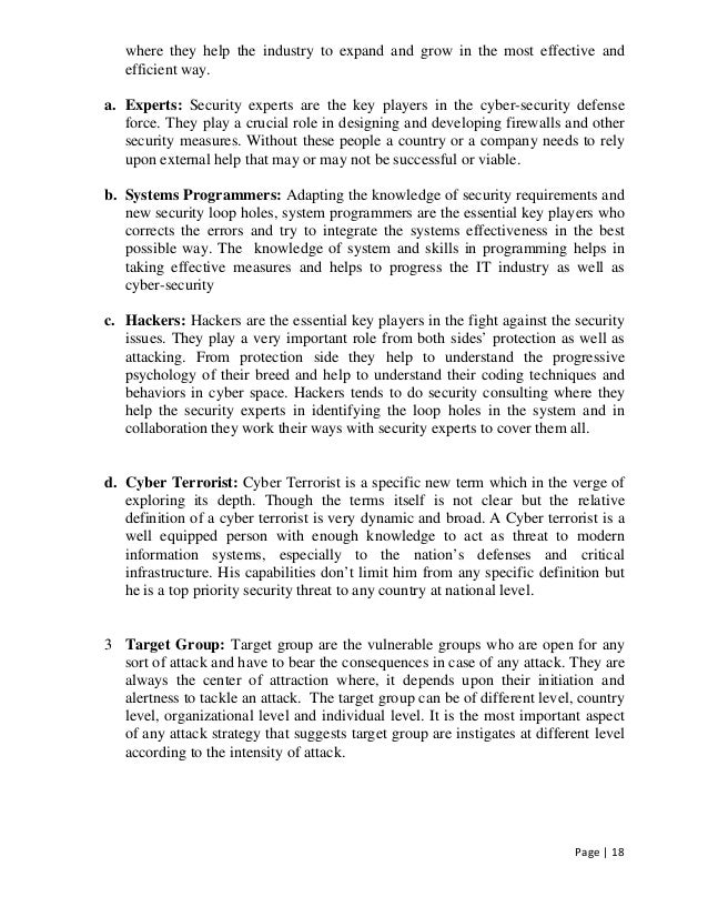 cyber warfare and cyber terrorism pdf