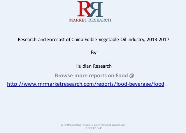 Industry Trend and Investment Suggestions of China's Edible Vegetable…