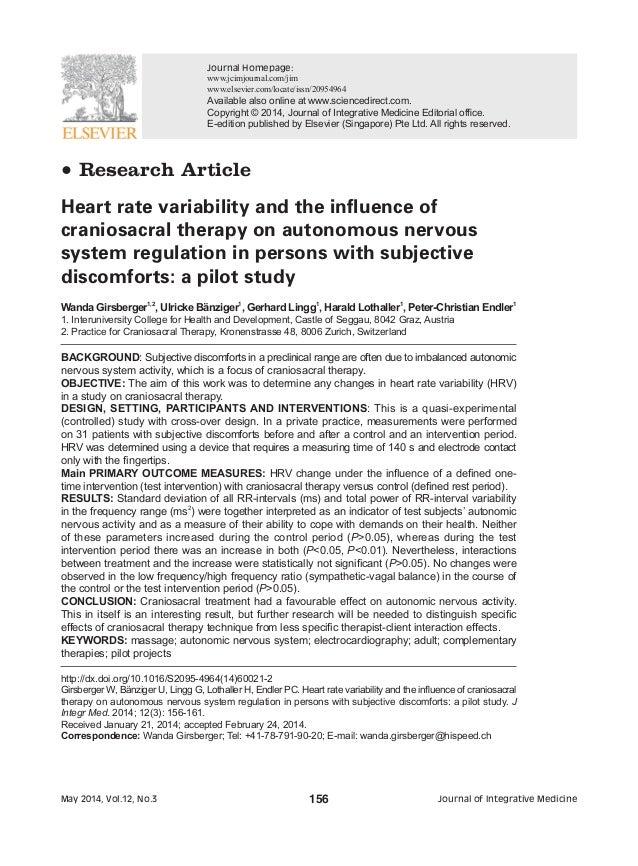 May 2014, Vol.12, No.3 156 Journal of Integrative Medicine Journal Homepage: www.jcimjournal.com/jim www.elsevier.com/loca...