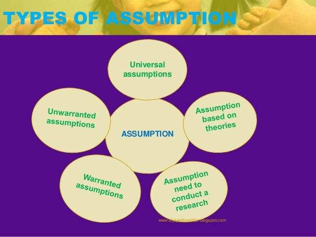 What are the assumptions of Case Study Method?