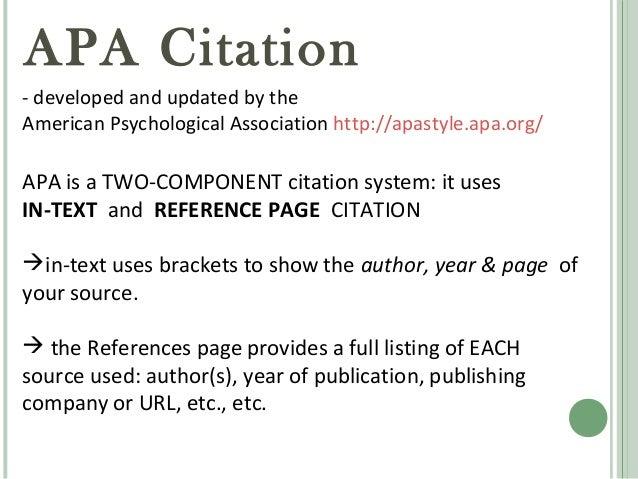 research  u0026 attribution