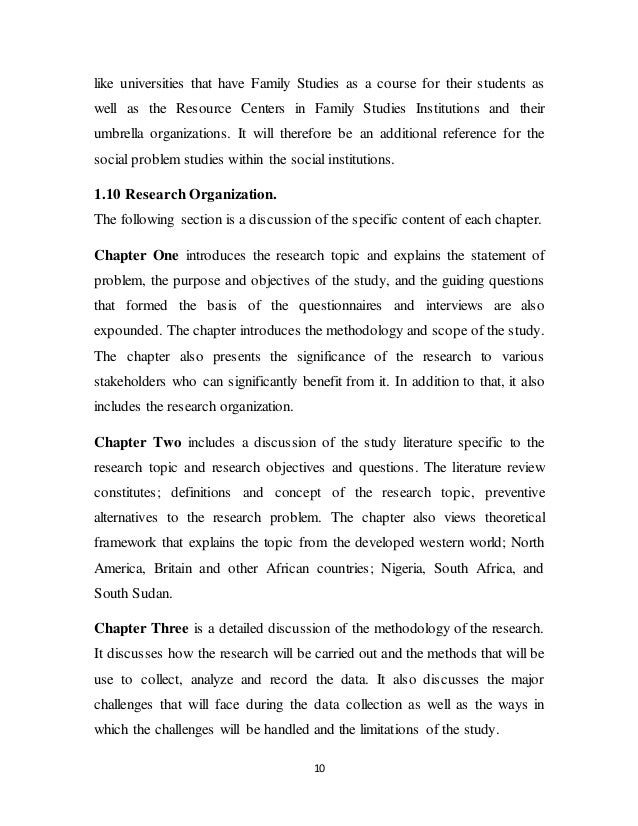 Thesis on waste management in ghana