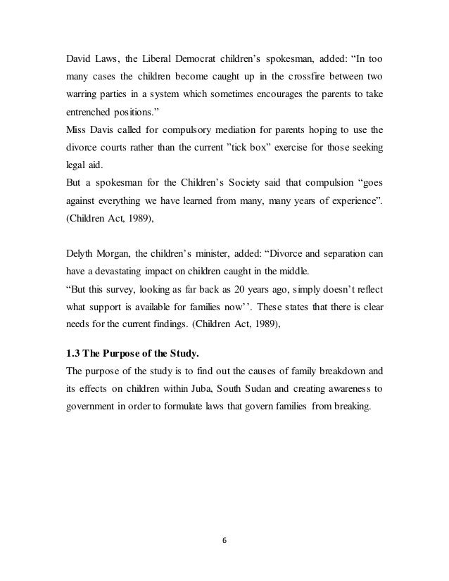 "the impact of child abuseneglect on a child essay Children in south africa1 this impacts on children's ability to realise their  this  essay reviews the latest research to address the following critical questions:   children as ""all forms of physical or mental violence, injury and abuse, neglect or."