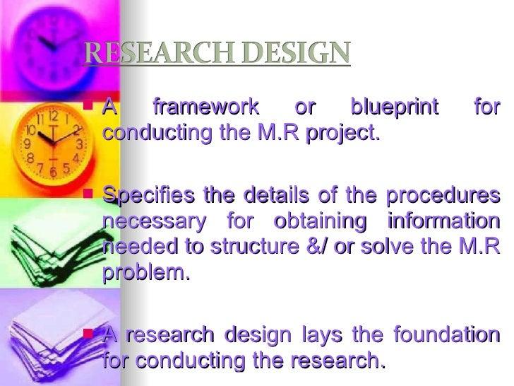 Research design Slide 2