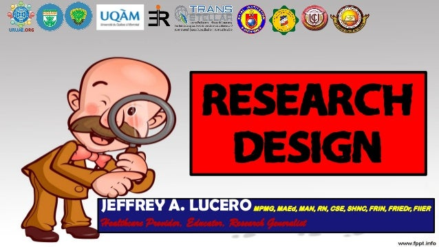 Research Design Art