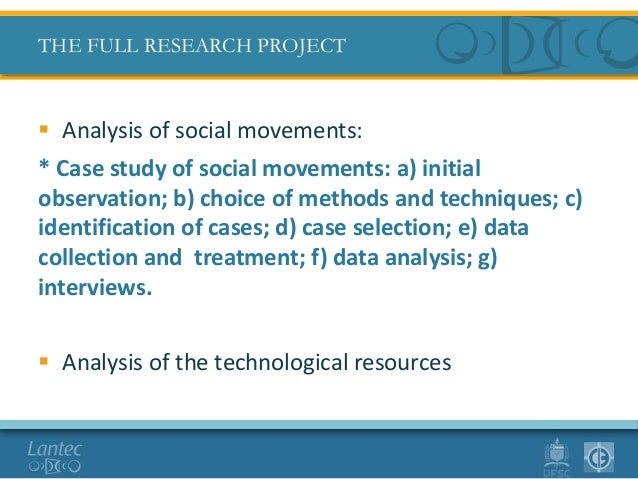 analysis of social movements in the Frame of analysis for sociologists considering social movements and their effects  in the past and present overview there have been many social movements.