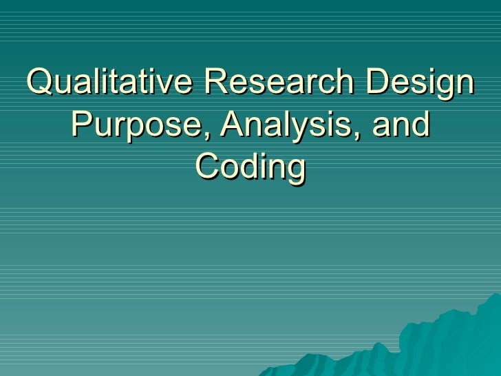Research  Design  Part  I I Updated  Summer 0