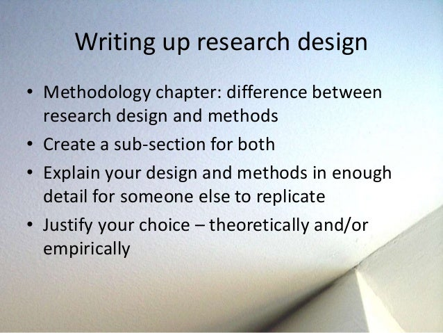 research design and philosophy Definitions and discussions of research design within the mixed methods  approach  for some writers the philosophical premises of quantitative and  qualitative.