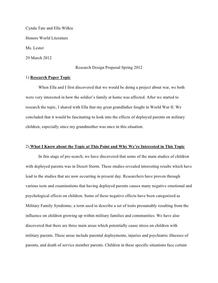 business proposal topics examples