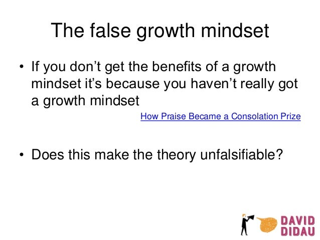 Carol Dweck Revisits Growth Mindset >> What If Everything You Know About Mindsets And Resilience Is Wrong