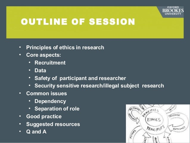 ethics in social science research Stephanie j bird is co-editor of science and engineering ethics and an independent consultant she is a laboratory-trained neuroscientist and former special assistant to both the provost and the vice president for research of the massachusetts institute of technology (mit), where she was .