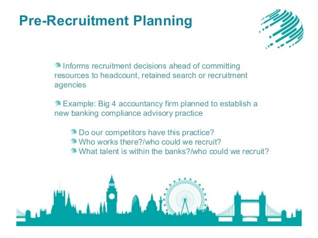 Talent Mapping Intelligence Supporting your recruitment plan – Recruitment Plan Template