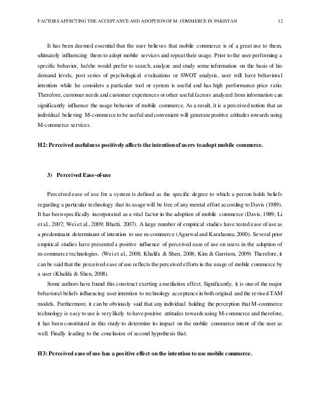 dissertation topic proposal sample of master