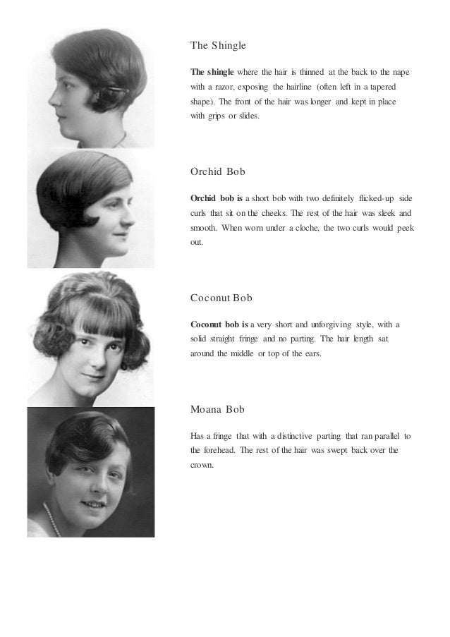 Superb Research For Ots 1920S Hairstyles For Women Draintrainus