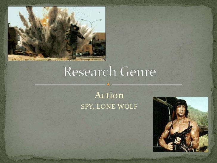 ActionSPY, LONE WOLF