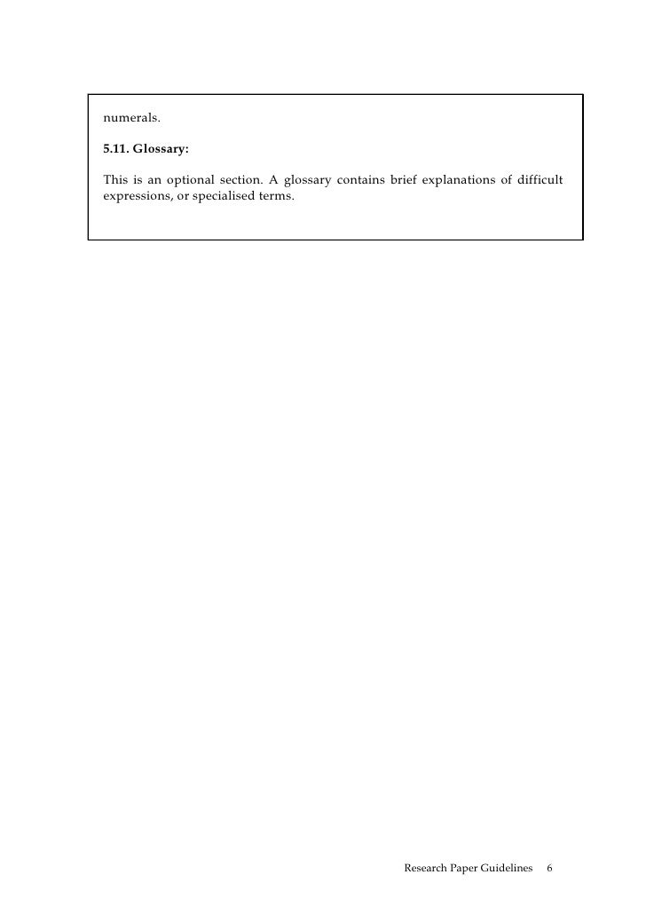 general guidelines research paper Research paper proposal sample gis 140 / sec a / early fall quarter 2007-08 / chang a research proposal considers your overall topic ideas, your research question.