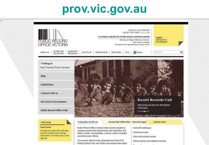 Researching aboriginal records v10 sg 20110704 online research resources 30 provc solutioingenieria Gallery