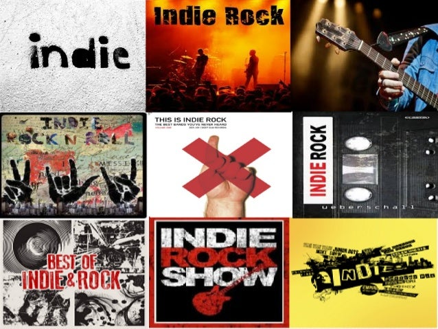 History • Indie rock is a genre of alternative rock that originated in the United Kingdom and the United States in the 198...