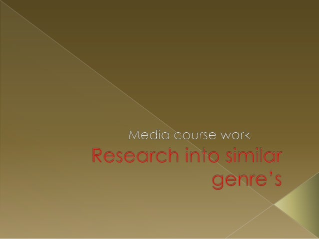  This PowerPoint is to show my research into the music genre i have decided to do for my as-level coursework. in this i ...