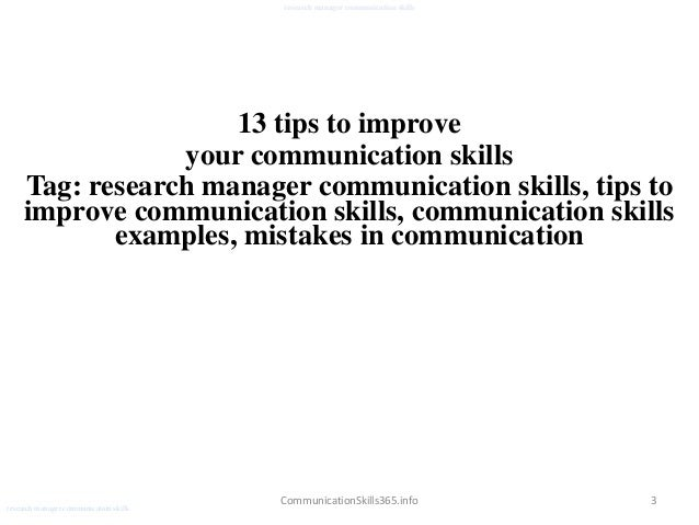 research paper on communication skills pdf