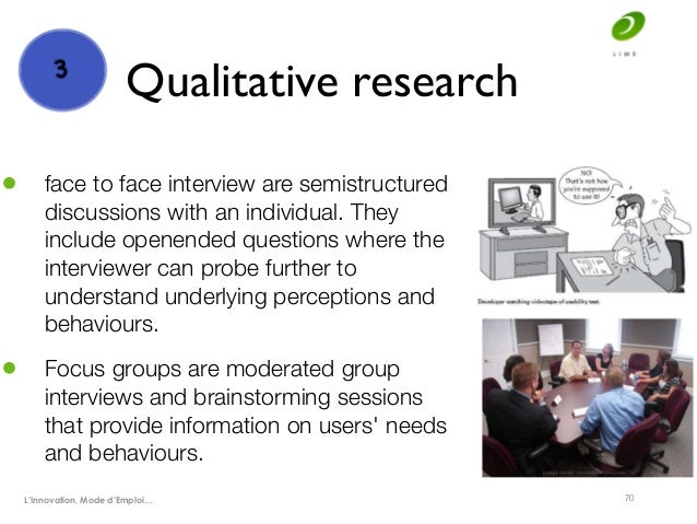 Face to Face Qualitative Research | Brand Speak Market ...