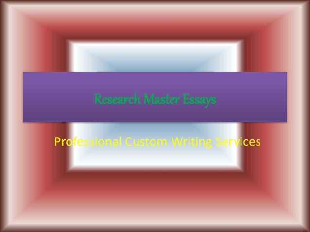 Research paper writing service online courses