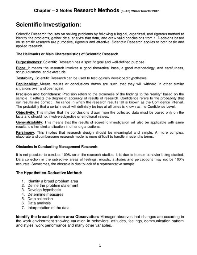 sample research paper chapter 2 Chapter 3 methodology : management practices of american international assurance company (aia)  the survey-questionnaire method was the research instruments used.
