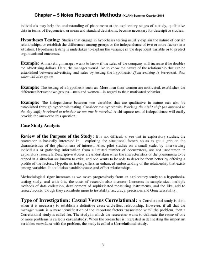 chapter 3 reserach methodology 44 chapter 3 research methods this chapter provides information on the research methods of this thesis the survey research method has been chosen to determine the factors influencing hedge.