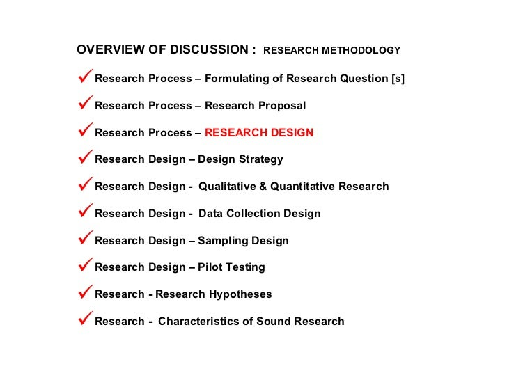 Research Methodology Pdf Notes